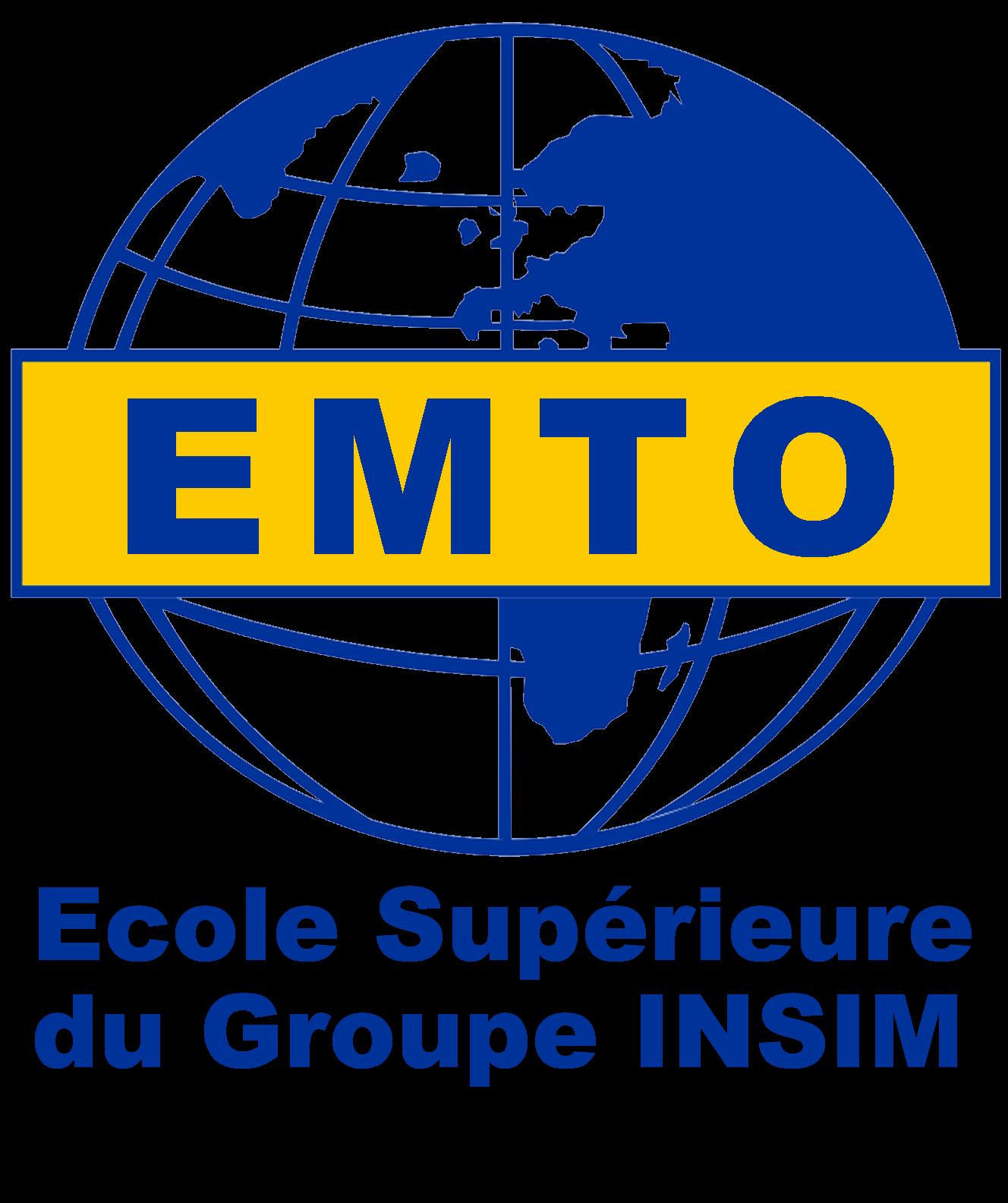 EMTO – Ecole de Management de Tizi-Ouzou logo